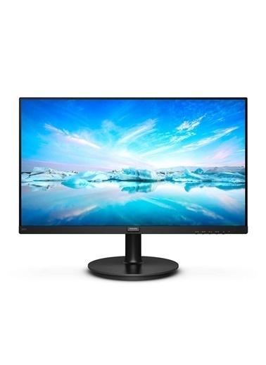Philips 21.5 220V8/01 1920x1080 VGA DVI Freesync 4ms Siyah Siyah